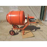 小滚筒式手推式搅拌机 230工地混凝土搅拌机