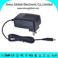 通过IEC61558家用电器类安规认证,VI能效,18V1A音响电源适配器