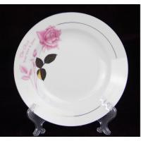 奥美 家用骨瓷菜盘 陶瓷盘子 厂家批发酒店餐厅用品 定制餐具散件