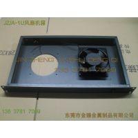 1U铝型材服务器风扇机箱