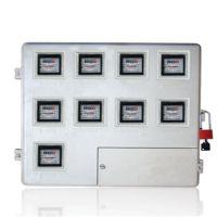 热销久瑞单相电表箱 电子插卡电表箱