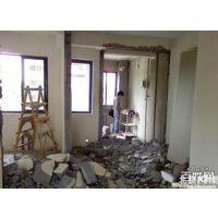 上海展会拆除-上海装修拆墙-上海专业砸墙、装修敲墙
