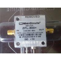 ZN4PD1-842W+ 美国MINI功分器 ZSC-4-1-75+