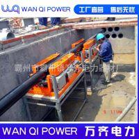 线缆传送机光缆牵引机光缆牵引机履带式电缆输送机