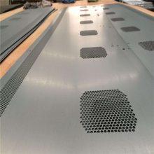 数控冲孔网 穿孔板厚4mm 装饰冲孔网