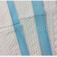 润辉 无纺布45*33宝宝隔尿垫巾 婴儿卫生 隔尿垫 一次性护理垫可订牌加工厂家直销l六角型,透明袋