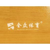 全众体育篮球场PVC塑胶防滑运动地板