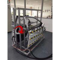 上海大众汽车玻璃升降器试验台Y向位移检测台架