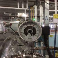 澄海不锈钢耐震电接点温度计 wss-481双金属温度计什么牌子好