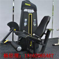 商用健身器材厂家/商用必确健身器材定制/必确系列坐式伸腿训练器厂家直销