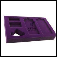 礼品盒eva内衬/高档植绒喷绒eva包装