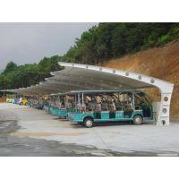 上海全国供应膜材料批发 户外休闲棚 汽车停车棚 遮阳棚