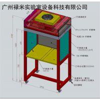 禄米实验室烤漆垂直流洁净工作台,单 人洁净工作台,深圳,肇庆,中山