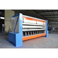带底梭的大棚保温被生产设备机器制造