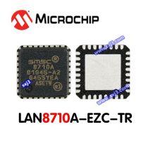 lan8710a-ezc-tr 8710a smsc 以太网收发器接口IC QFN32 lan871
