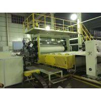 金韦尔PE发泡复合板材生产线