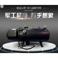 柴暖锅炉丨预热加热器,挖机专用水暖燃油加热