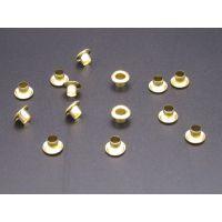 出口品质环保金属空心铆钉/空心铜鸡眼 环保耐用,质量可靠