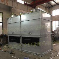 滴水DS-N80T闭式冷却塔中频炉专用冷却效果好节能环保