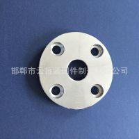 厂家自产自销 优质机床焊接法兰盘 不锈钢法兰盘 可加工定制