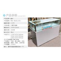 徽点厂家直供蛋糕冷藏展示柜日式直角蛋糕柜一层两层三层可选带除雾功能