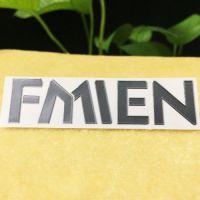 超薄金属标签定做 电铸金属标签 金属标签制作 金色薄金属标签