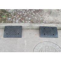 汽车阶梯垫台阶上坡板爬坡垫 14CM橡胶路沿坡斜坡马路牙子斜坡垫