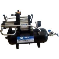菲恩特ZTV05压缩空气增压机 气动加压泵 不锈钢气压增压器厂家