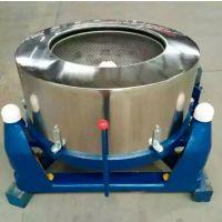工业脱水机 衣物脱水机SS753-800型海豚洗涤设备供应