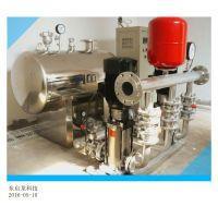 铜仁石阡不锈钢消防水箱增压稳压变频泵组厂家