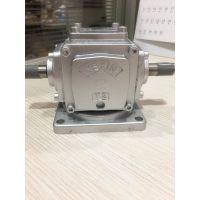 小型号大功率 上海诺广T2铝壳齿轮换向器
