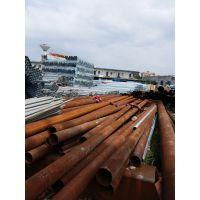 海南Q235热镀锌钢管1.2寸*3mm消防专用管价格是多少钱一吨