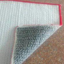 仁怀双锁边防水毯 车库顶板绿化用双锁边防水毯价格