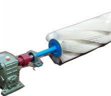 供应济宁安特力带宽1000mmXQ-I电动滚刷清扫器