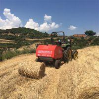安徽供应玉米秸秆捡拾打捆机 麦秆牧草打捆机 圣泰