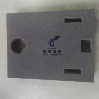 深圳异形IXPE包装冲压内衬 大型仪器泡棉包装内衬定制