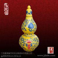 景德镇新品香粉中药茶膏通用瓷罐 陶瓷蜂蜜罐液体罐 密封茶叶罐子