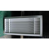 广东德普龙防雨通风铝百叶窗通风效果好厂家直销