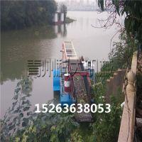 重庆河道保洁清漂船、水面水葫芦清理机械