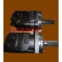 长沙瑞创液压供应OMT 315,OMT 400,OMT 500摆线液压马达