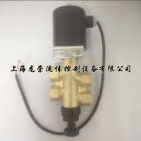 A102ED-L15二位四通电磁阀 黄铜电磁换向阀