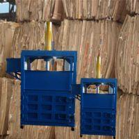立式液压30吨半自动压包机 边角料废料液压打包机 启航废旧金属立式打包机厂家