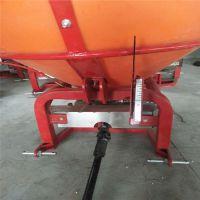 金浩牌小麦撒肥料用的机器25马力拖拉机带的撒播机施肥机械