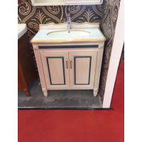 陶瓷盆铝合金卫浴柜(生产厂家)
