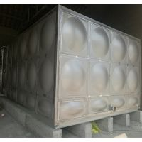 供应江西地区60吨保温水箱 RC-SX定制 聚氨酯双层不锈钢保温水箱