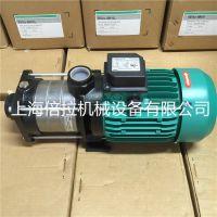德国威乐水泵MHIL805离心式加压泵WILO卧式管道泵