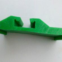 自动化设备W47工型垫条工型耐磨条,生产厂家