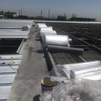 厂家供应钢结构厂房屋顶保温毯 小气泡铝箔卷