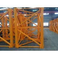 中联重科QTZ160(TC6517B-10)塔吊标准节及预埋支腿工厂直营