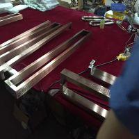 HED欧式玻璃门拉手 仿古不锈钢大门拉手尺寸可定制